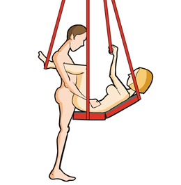sex swing missionary